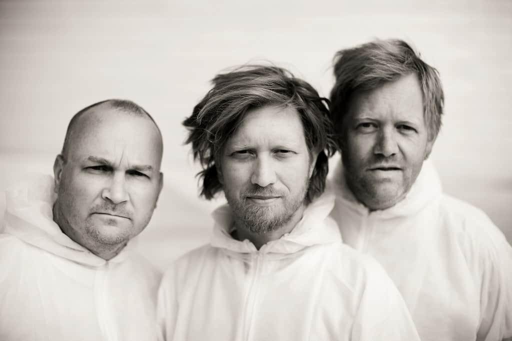 Helge Lien Trio 268 Sorthvit