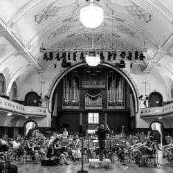 E.S.T Symphony |  photo © Helge Lien